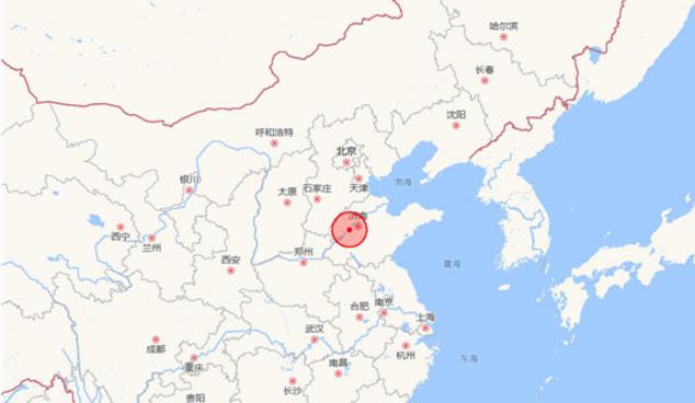 快讯!18日17时长清附近发生4.1级左右地震